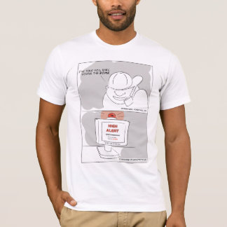 Wire Tap-o-matic Tee