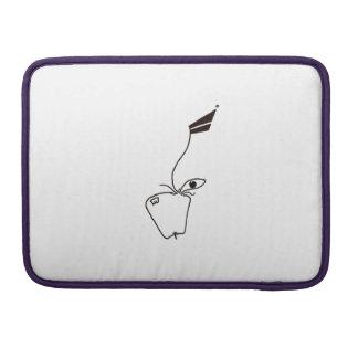 Wired apple MacBook pro sleeve