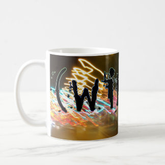 Wired by Robin Monique Rios Classic White Coffee Mug