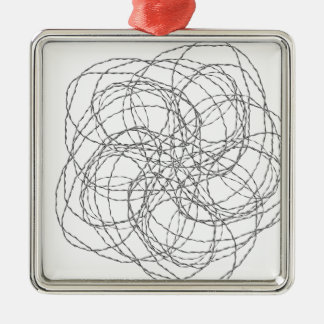 Wired Christmas Ornaments