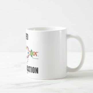 Wired For Replication (DNA Replication) Coffee Mug