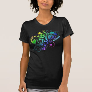 Wired for wire (color) T-Shirt