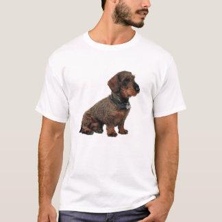wired hair dachshund T-Shirt