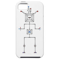 Wired iPhone Casemate Tough Case