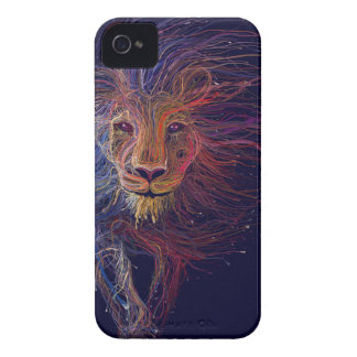 Wired Lion iPhone 4 Case