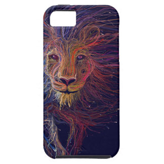 Wired Lion iPhone SE/5/5s Case
