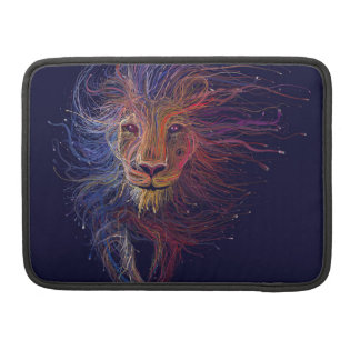 Wired Lion Sleeve For MacBook Pro