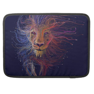 Wired Lion Sleeve For MacBooks