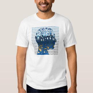 Wired - White T-shirt