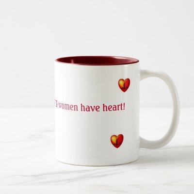 Red Hat Women have all the fun! Coffee Mug   Zazzle