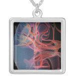 Wireframe del interior de un riñón joyeria personalizada