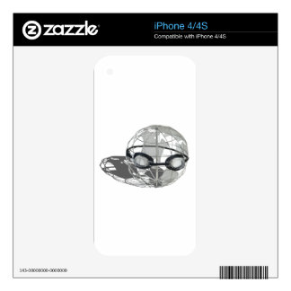 WireGlobeWearingGoggles032112.png Skins For The iPhone 4S