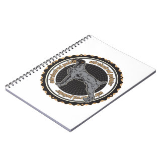 Wirehaired Pointer Notebook