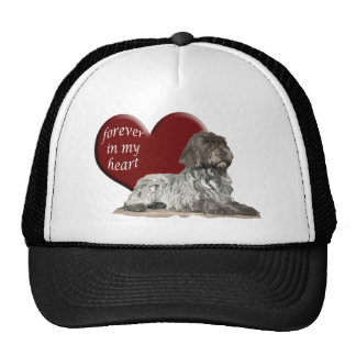 Wirehaired Pointer Trucker Hat