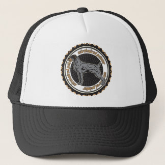 Wirehaired Pointer Trucker Hat