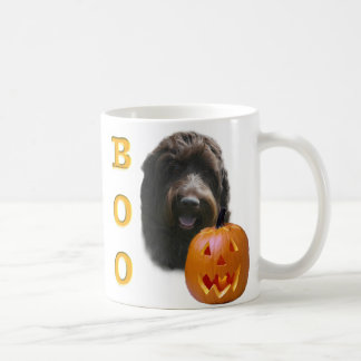 Wirehaired Pointing Griffon Boo Classic White Coffee Mug