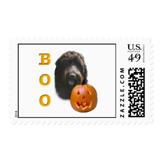 Wirehaired Pointing Griffon Boo Postage