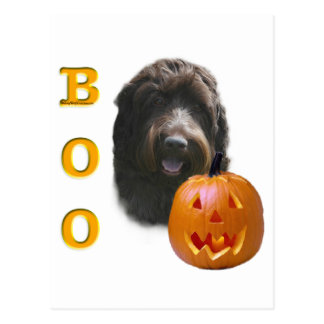 Wirehaired Pointing Griffon Boo Postcard