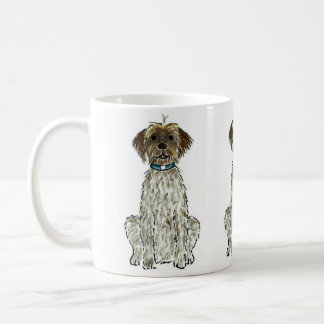 Wirehaired Pointing Griffon Coffee Mug