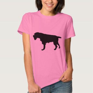 Wirehaired Pointing Griffon New Gear Tee Shirt