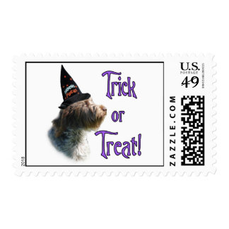 Wirehaired Pointing Griffon Trick Postage