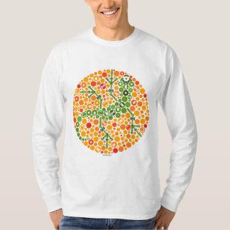 Wireless Gecko, Color Perception Test T-Shirt