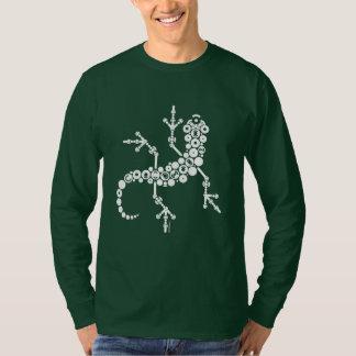 Wireless Gecko, Dark T-Shirt
