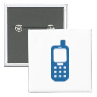 Wireless icon novelty pin