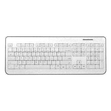 USA Themed Wireless Keyboard