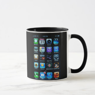 Wireless Mobile mug