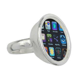 Wireless Mobile ring -