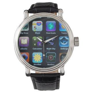 Wireless Mobile watch I