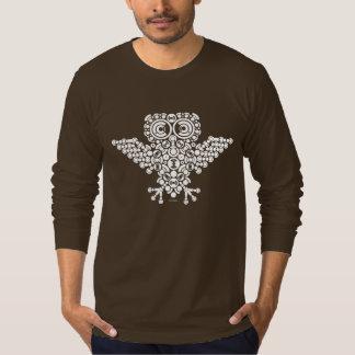 Wireless Owl, Dark T-Shirt