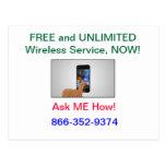 Wireless Postcard