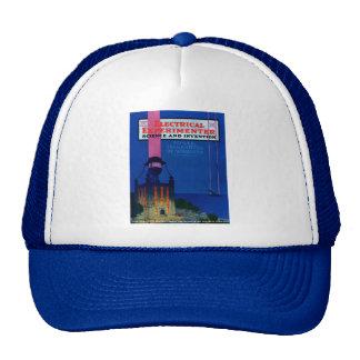 Wireless Power Trucker Hat