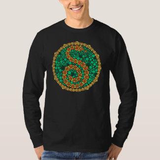 Wireless Python, Color Perception Test, Black T-Shirt