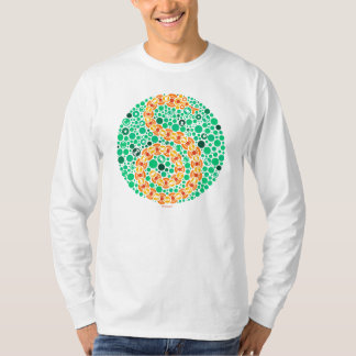 Wireless Python, Color Perception Test Tees