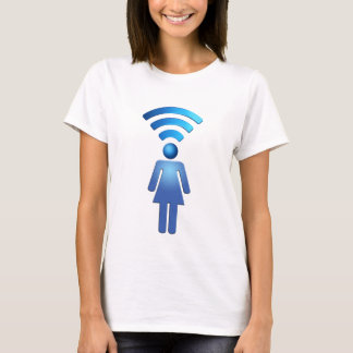 Wireless Woman T-Shirt