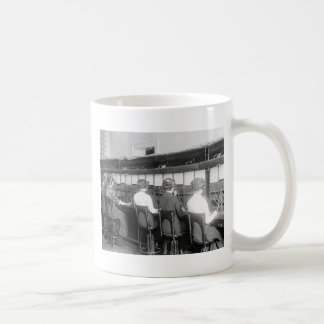 Wires Crossed: 1914 Coffee Mug