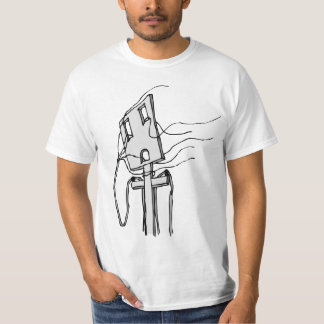 Wires to the Wind T-Shirt