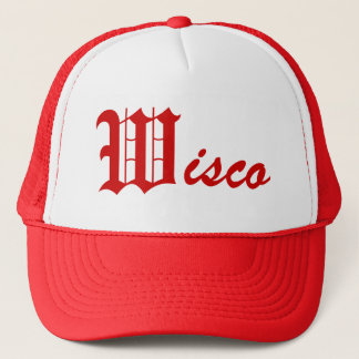Wisco Trucker Hat