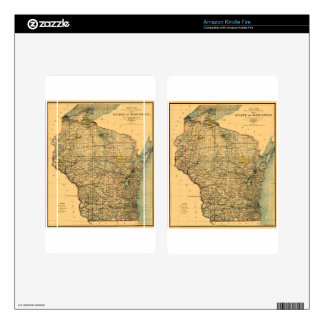 wisconsin1896 skin for kindle fire