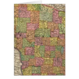 Wisconsin 2 tarjeton