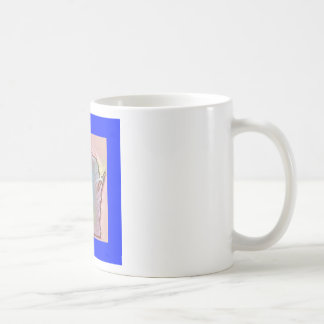 """Wisconsin 4 Life"" State Map Pride Design Coffee Mug"