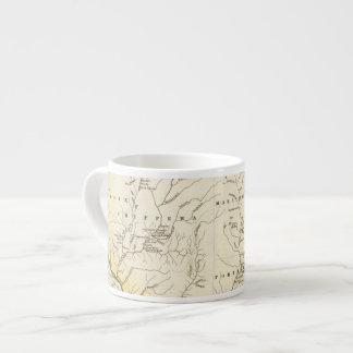 Wisconsin 6 espresso cup