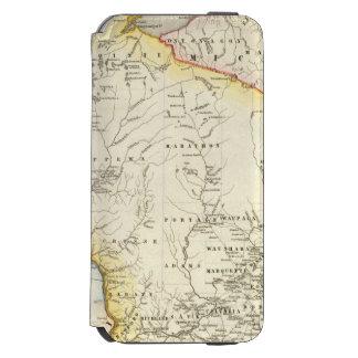 Wisconsin 6 iPhone 6/6s wallet case