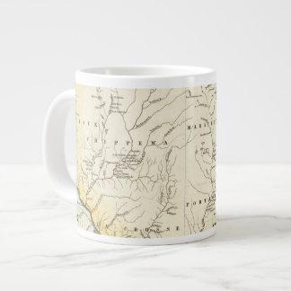 Wisconsin 6 large coffee mug