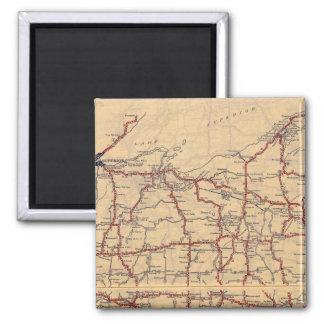 Wisconsin 6 magnet