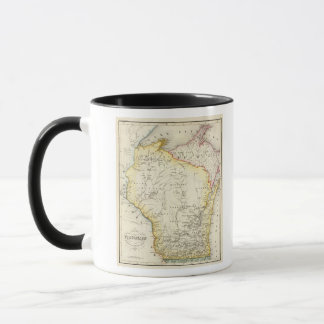 Wisconsin 6 mug