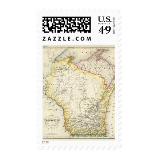 Wisconsin 6 sellos